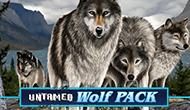 Untamed Wolf Pack Microgaming